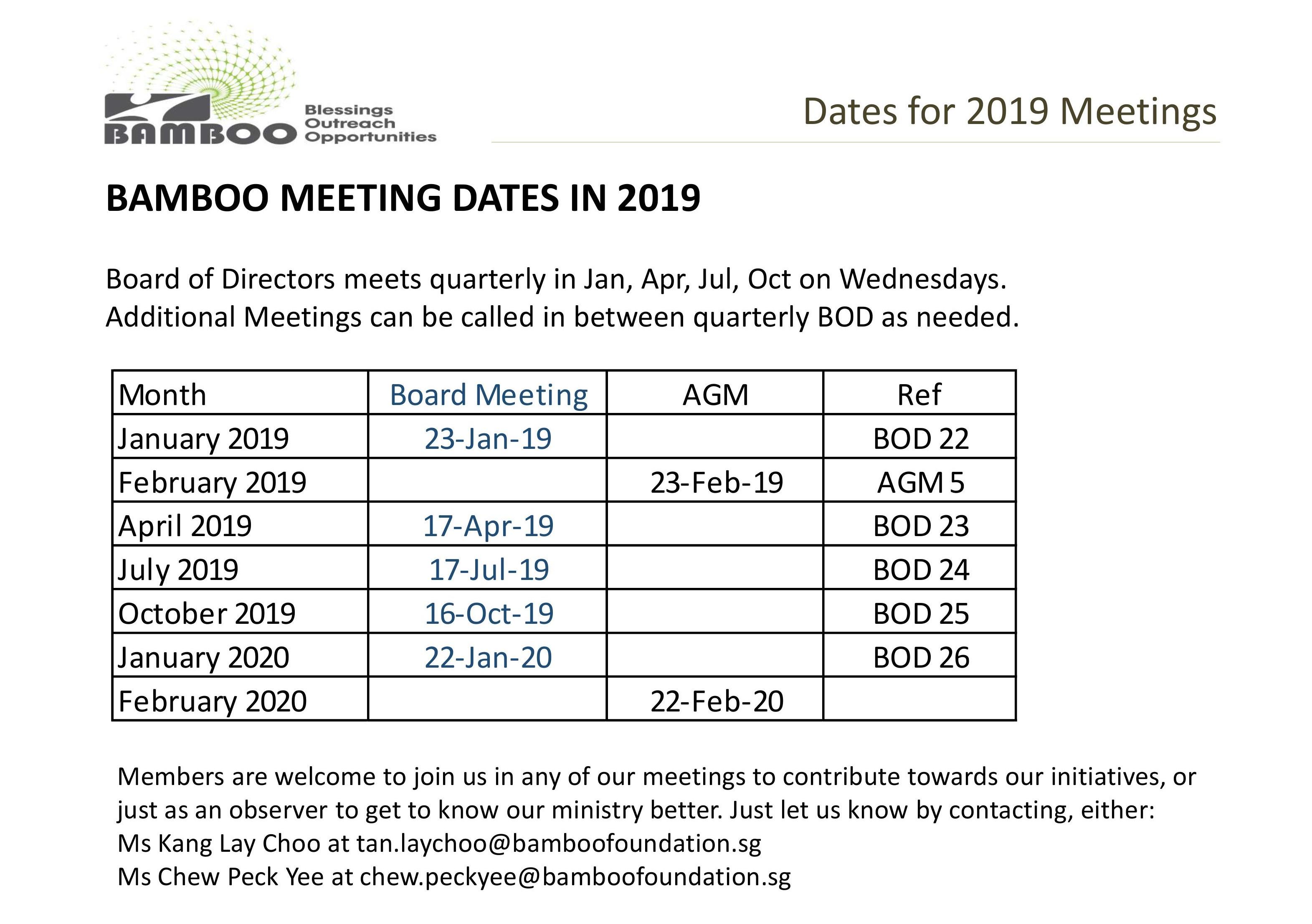 Bamboo-Meeting-dates-2019